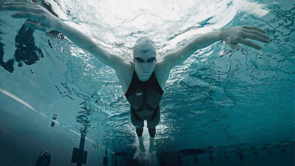 Speedo's LZR Racer revolutionary high-tech swimsuit
